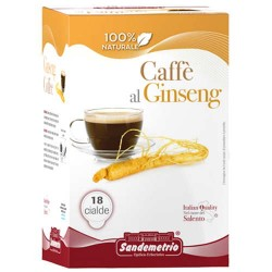 18 cialde ESE 44 mm caffè...