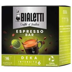 Box 16 capsule Bialetti Deka