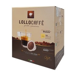 Box 100 capsule Lollo...