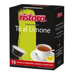 16 capsule tè al limone...