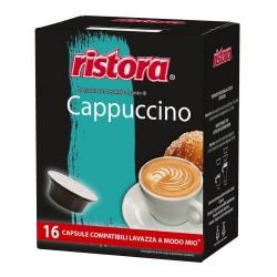 16 capsule cappuccino...