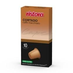 10 capsule cortado Ristora...