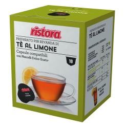 10 capsule tè al limone...