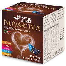 Zucchero aromatizzato Novaroma